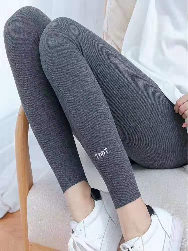 加厚打底裤品牌折扣女装批发