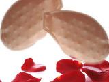 配件促销内衣胸垫文胸精油垫玫瑰香型内衣插片水饺垫一件代发
