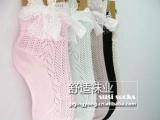 外贸日单 韩国可爱时尚翻边圆点女袜 森林