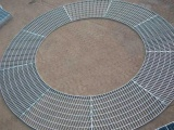 供应厂家直销异型钢格板,扇形钢格板,专业定做异型钢格板