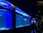 苏州鱼缸定做大型水族工程别墅办公室会所售楼中心