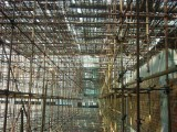 上海市松江區鋼管腳手架搭建,毛竹腳手架搭建