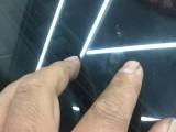 深圳龙华区三木汽车玻璃修复汽车凹陷修复技术