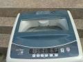 9成新的美的超大容量全自动洗衣机转让了
