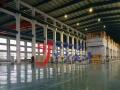 厂房地面处理 工厂车间地面装修施工地坪工程专业公司