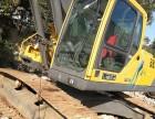 咸阳个人一手沃尔沃290B挖掘机整车原版,性能可靠