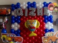 气球传奇营造出梦幻般的气球世界