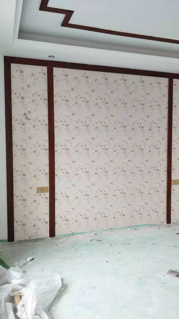 万江 东城 南城 长安专业承接无缝墙纸.墙布.壁画师傅