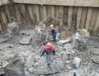 专业锯管桩 绳锯切割 地铁凿毛 地铁破桩头 专业破桩头