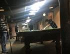 桌球店转让可空转