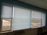 北京窗帘厂家订做办公卷帘写字楼窗帘遮光隔热窗帘防晒卷帘