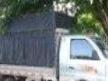 小货车長途货运或搬家