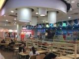 闵行虹桥吴中路超市内美食广场小吃店转让 个人