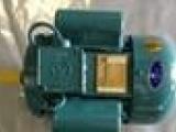 供应民康电机单相双值电容异步电机YL90L-4极功率1.5KW卧