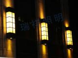 户外防水防锈仿云石壁灯,室外墙壁灯,酒店壁灯,云石灯幕墙