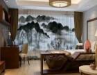 上海宝山办公窗帘定做 宝山区定做卷帘铝百叶窗帘阳光房窗帘店