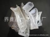 供应白色透明高分子中分子pc鞋跟回料pc再生料