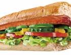SUBWAY 国际三明治品牌加盟费用详情了解
