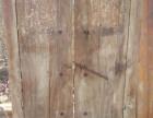 山东榆木老门板风化木质门板批发厂家