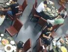 急转宝安区沙井大型美食街商圈精装修餐饮餐厅优价转让