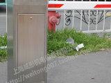 不锈钢道闸 电动栏杆 挡车器 上海道闸机 304不锈钢道闸性能稳
