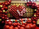 天津百日宴满月酒气球布置策划
