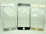 厂家直销iphone6钛合金手机膜  0.33mm钛合金钢化玻璃