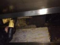 饭店餐厅食堂厨房酒店大型油烟机清洗管道清洗来电优惠