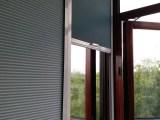 上海金山区窗帘定做 金山定做办公楼遮阳窗帘卷帘百叶帘电动窗帘