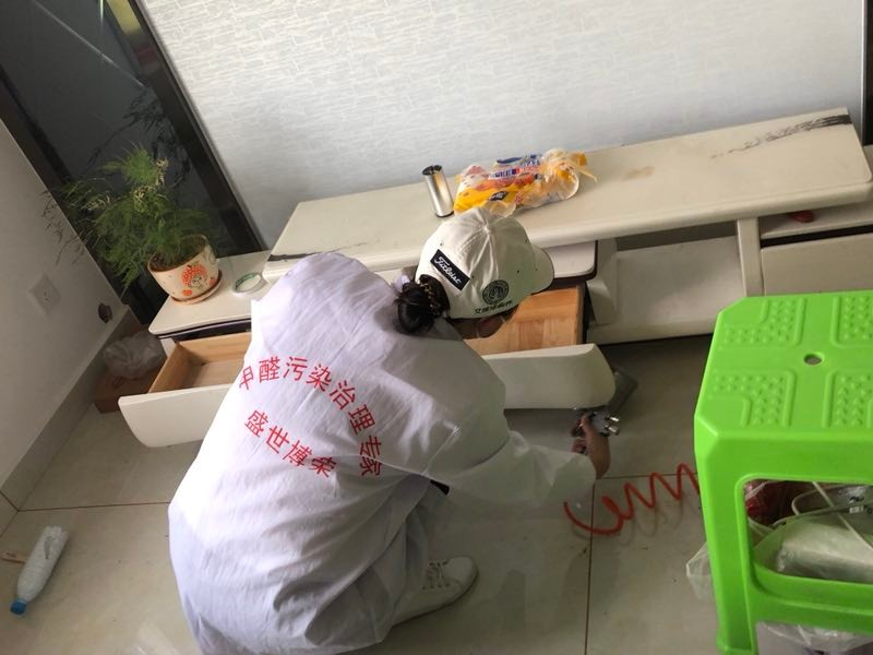 沧州室内除甲醛装修除异味新房7天可入住室内空气治理