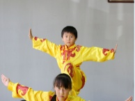 北京博雄拳馆健身散打格斗拳击跆拳道武术培训班