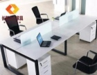 现货职员办公桌椅组合2 4 6人办公家具屏风工作位