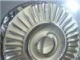 TN65风机叶轮堆焊耐磨气保药芯焊丝
