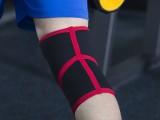 深蹲冬季护膝 SBR海绵健身举重护膝防撞护膝套运动护具