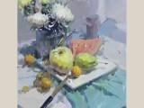 重庆厚德路画室美术培训-素描 素描 色彩 油画 漫画 装饰画