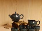 窑变茶具 钧窑茶具套装陶瓷功夫茶具紫砂壶 可加LOGO礼品订单批发