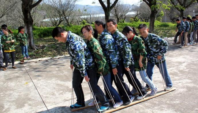 深圳观澜九龙山生态园公司夏季出游好地方