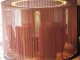 厂家直销金属编织装饰网专业定制金属网帘幕墙网不锈钢材质