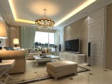 恒远装饰真正的一口价零增项装修,给抚顺客户一个温馨的家