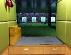 罗浮山射击场一个能够运动的同时又能休闲的场所