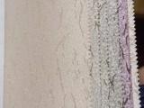 现代简约亚麻无缝墙布纯白色壁布可批发 厂家直销!