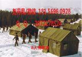 部队专用8人棉帐篷 新款8人棉帐篷