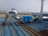 南京喷漆房废气处理设备
