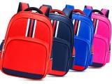 上海箱包厂家定做学生包 儿童书包 双肩书包免费设计