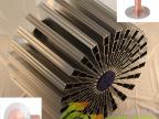 专利产品厂家直供 LED工矿灯天井灯高棚灯散热器 400W 温升≤40℃
