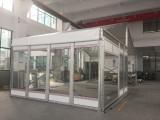 车展篷房 玻璃幕墙 汽车展览 户外活动 常州谢尔德 案例真实