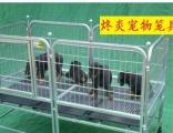 济南批发零售各种狗笼猫笼围栏等宠物笼具市区免费送货