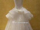 纯高端婚纱礼服享受低价位 新娘跟妆
