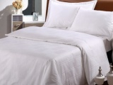 江苏宾馆床上用品厂家红金顶专业生产宾馆床品套件