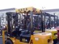 常年低价销售各种品牌二手叉车,1-10吨,高价回收闲置叉车